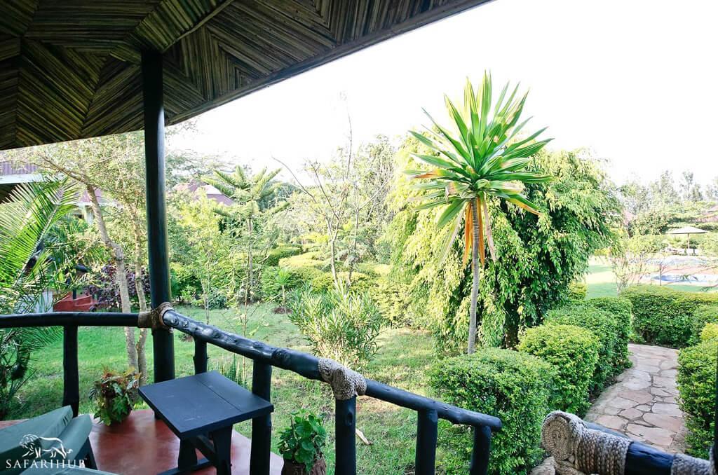 Karatu to Ngorongoro Crater