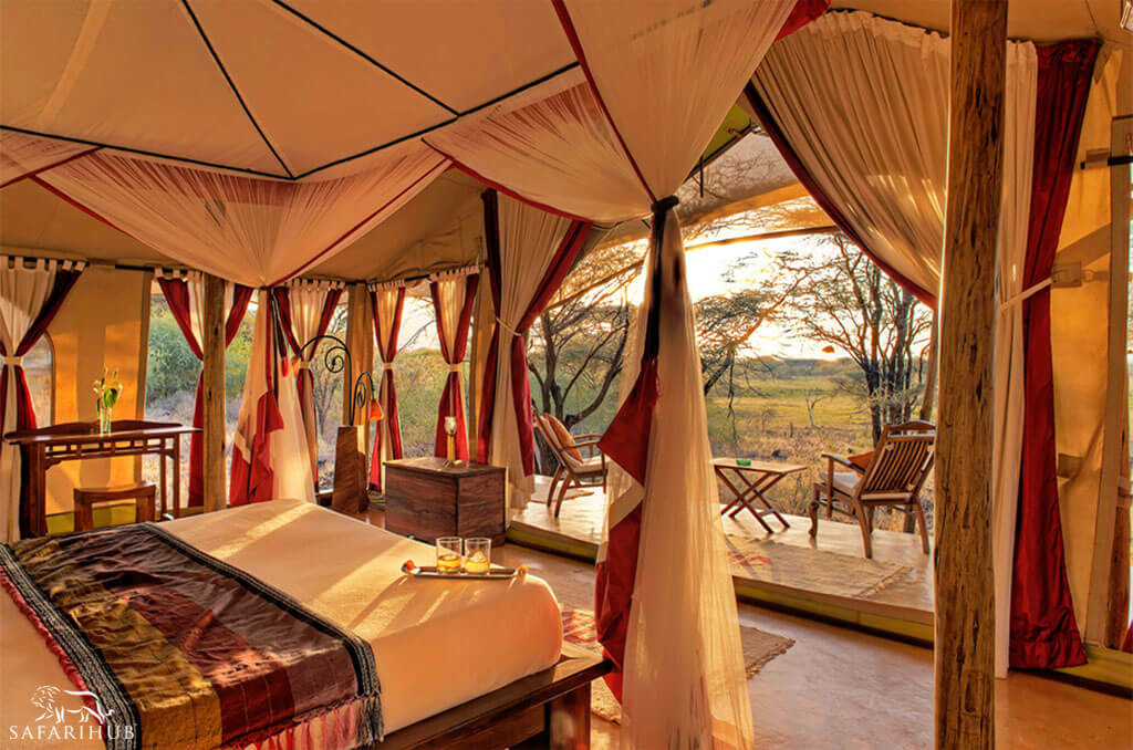 Shaba Game Reserve