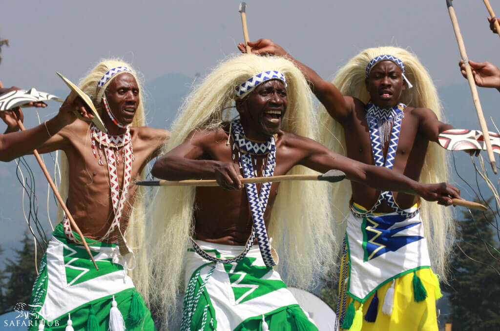 Cultural Experience and Transfer to Nynungwe Forest