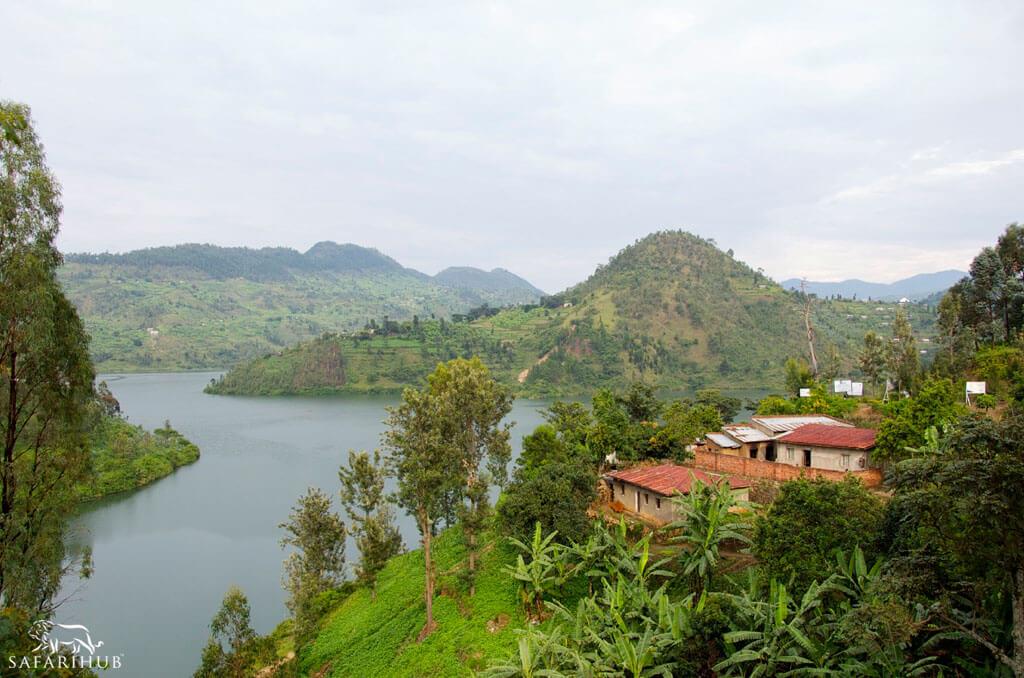Lake Kivu to Gisenyi