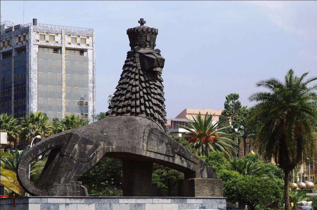 Arrival in Addis Ababa and sightseeing