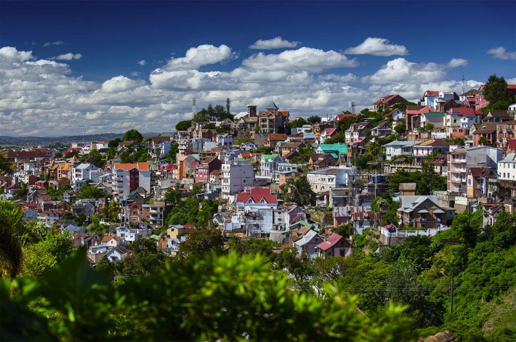Antsirabe to Antananarivo and departure