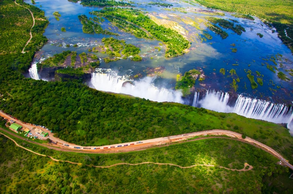 Guided Tour of Victoria falls