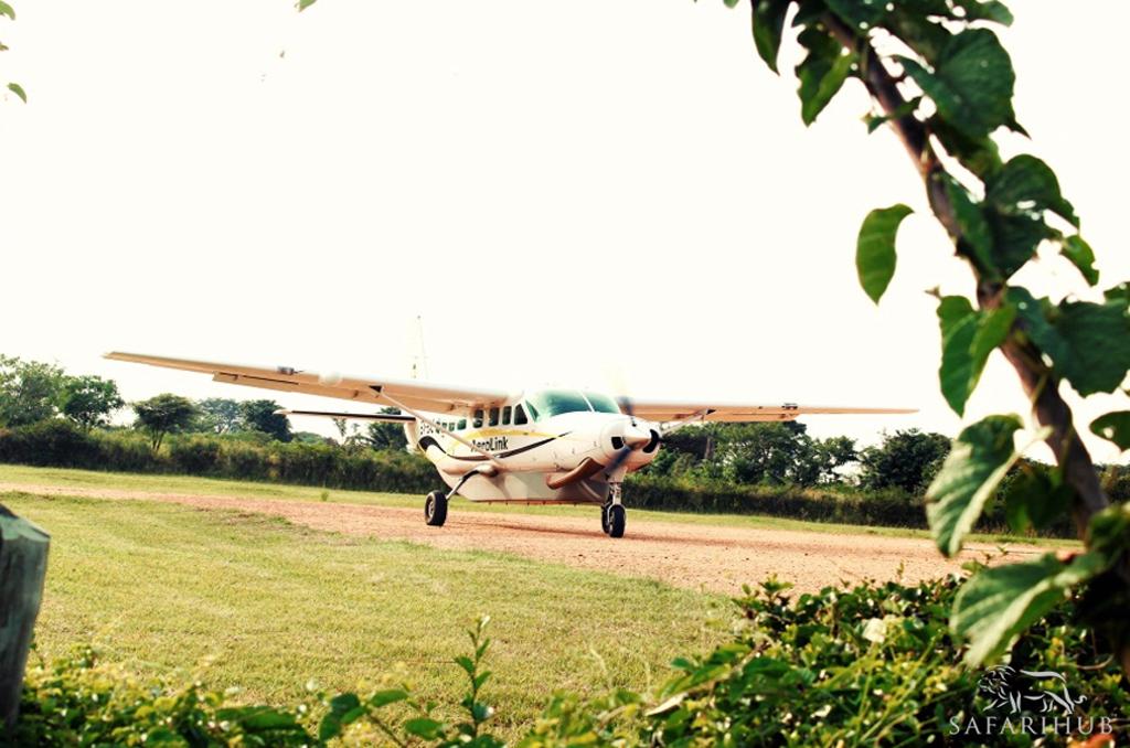 Transfer to Entebbe