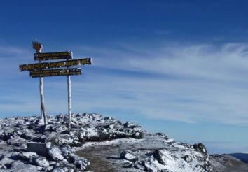 Climb Kilimanjaro: Lemosho route