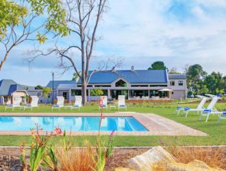 Knysna Hollow Country Estate