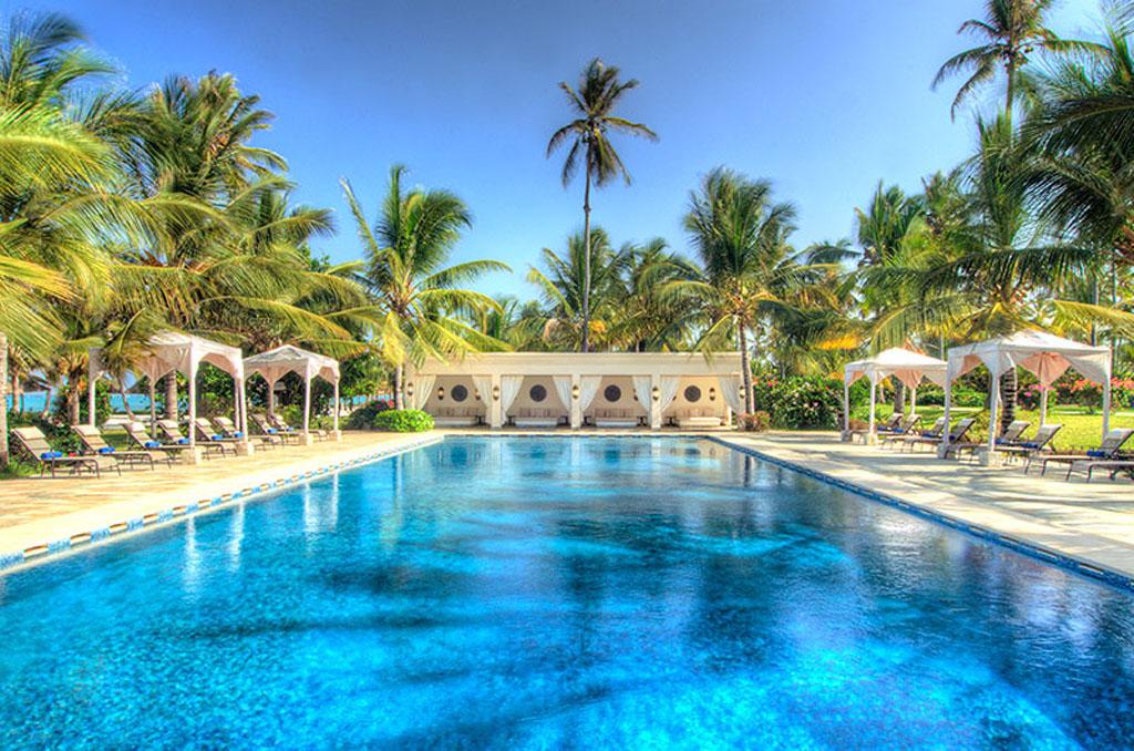 Baraza is Zanzibar's most exclusive boutique resort