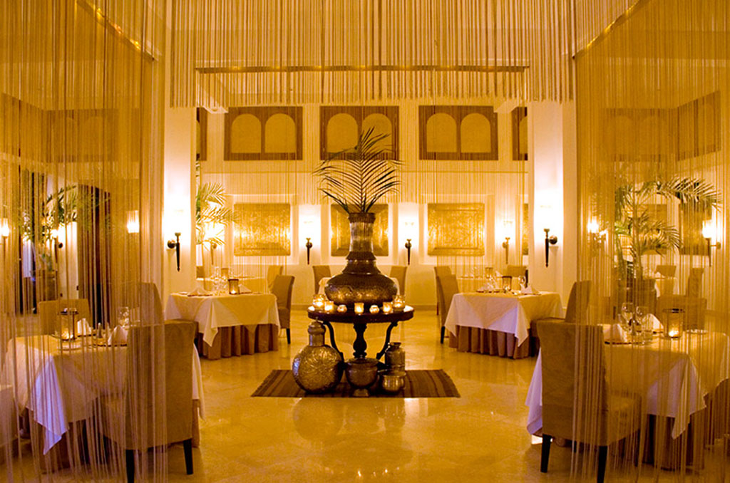For gourmet dining in Zanzibar