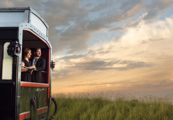 Cape Town Journey on the Rovos Rail
