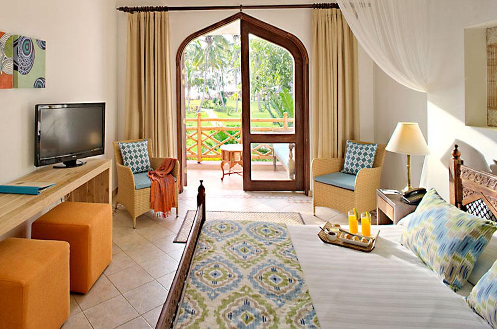 Zanzibari style accommodation