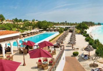 Hideaway of nungwi resort & spa – 7 nights all inclusive