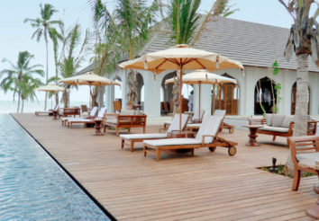 The residence – 7 nights all inclusive