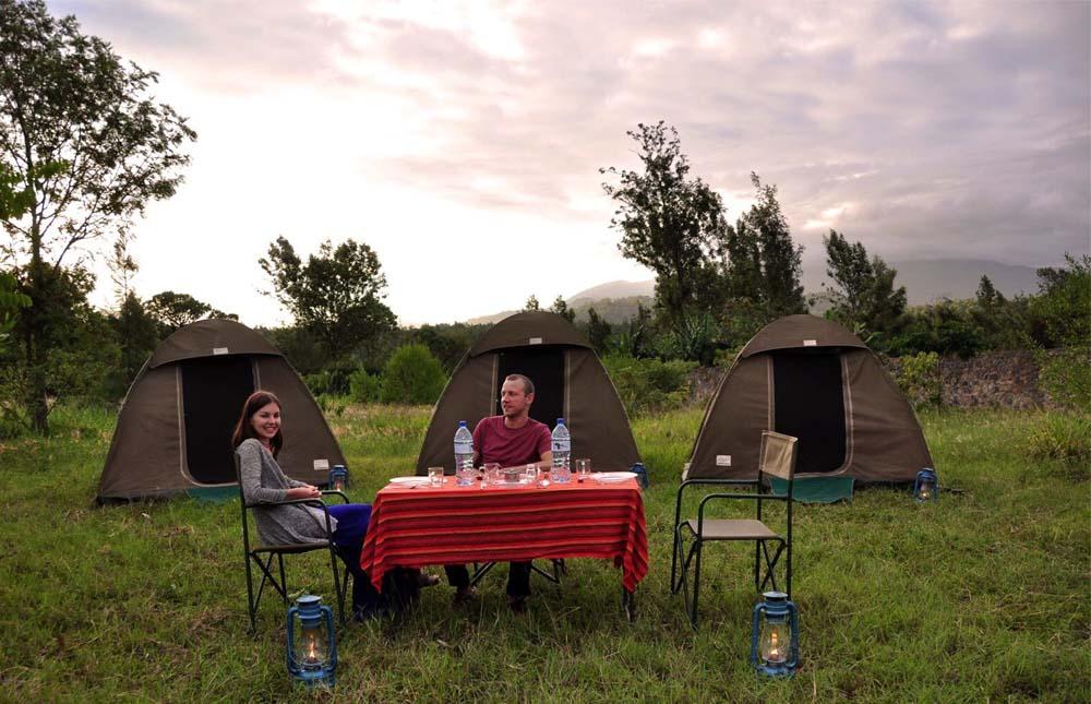 Tarangire Area – Lake Manyara National Park –Ngorongoro Conservation Area
