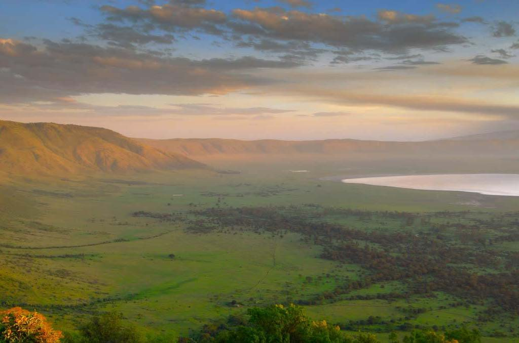 Serengeti to Ngorongoro Crater