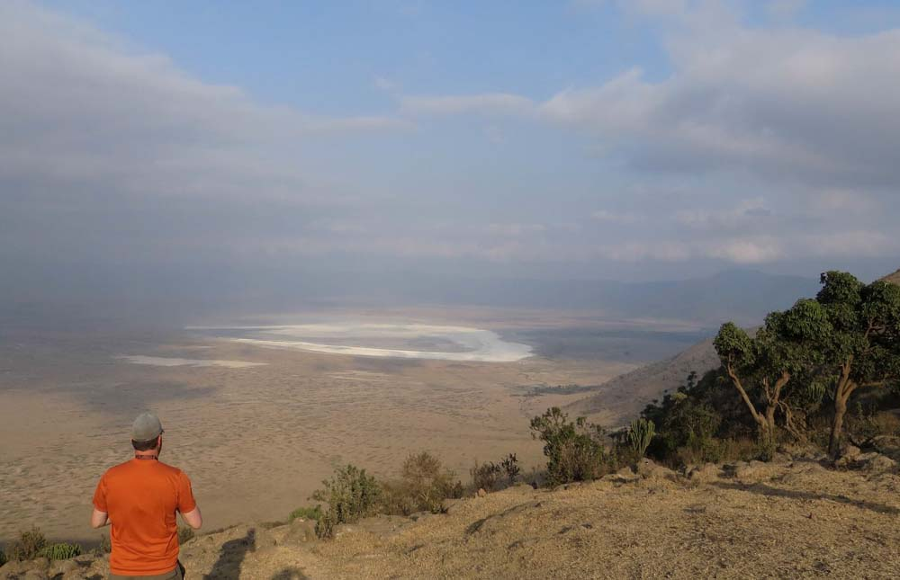 Serengeti National Park – Ngorongoro Crater – Karatu