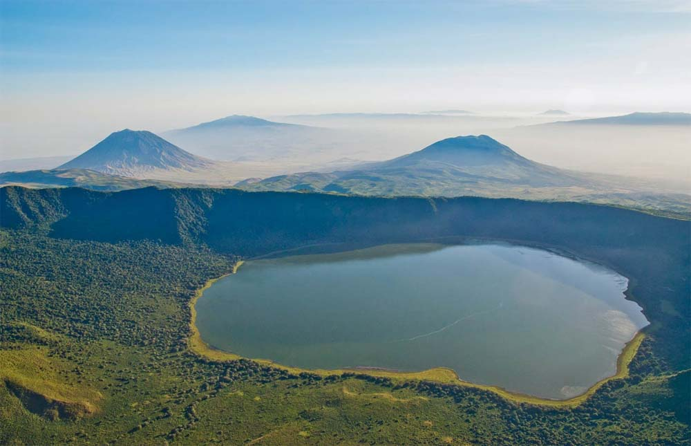 Karatu – Ngorongoro Crater – Serengeti National Park