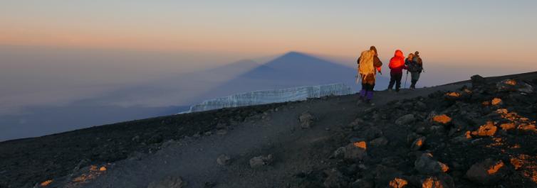 NOTHERN CIRCUIT ROUTE - 5 Best Trekking Tours in Mt. Kilimanjaro