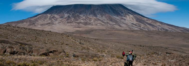 RONGAI ROUTE - 5 Best Trekking Tours in Mt. Kilimanjaro