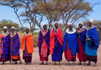 Top 8 facts about Maasai Mara Tribe